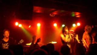 blessthefall - Hey Baby, Heres That Song You Wanted live 03.10.2010. @ Magnet Club Berlin, Germany