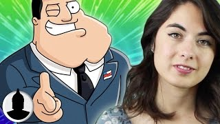 The American Dad Theory - Is Stan Dead? - Cartoon Conspiracy (Ep. 64) @ChannelFred