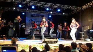 Moda dos traiados - participação Show ao vivo banda Pancanejo - Dança country