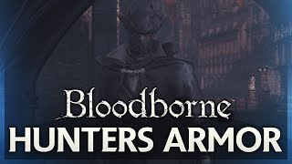 Bloodborne: How to find Hunter's Armor (Box Art Armor - First Armor in Game)