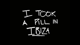 I took a Pill in Ibiza - by Mike Posner (Instrumental Cover, Tropical House)