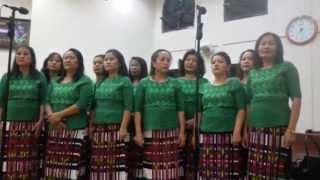 Zarkawt Kohhran Hmeichhia Female Voice - There is Power