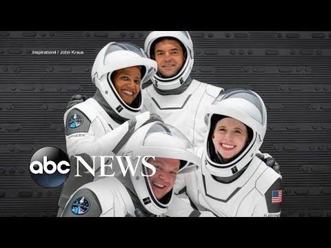 Historic civilian space mission prepares for launch