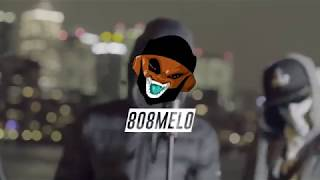'Crooks & Criminals' UK DRILL TYPE BEAT | Prod By 808Melo