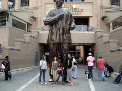 Nelson Mandela Square – Johannesburg – 2008