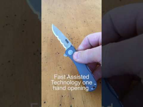 Twitch 2 Folding Knife