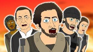 ♪ ADVANCED WARFARE THE MUSICAL - Animated Music Video Parody