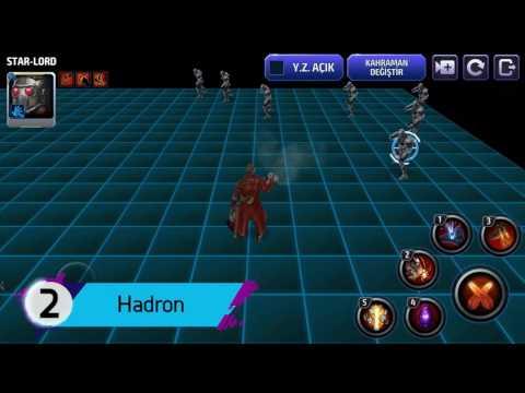 Galaksinin Koruyucuları – Star-Lord  [MARVEL Future Fight]