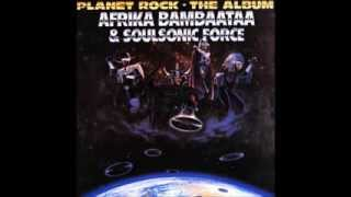 Afrika Bambaataa & Soul Sonic Force - Planet Rock-1986 ( download 1 link)