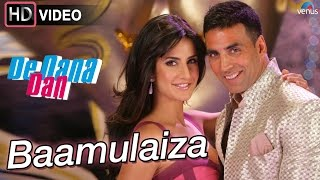 Baamulaiza (HD) Full Video Song | De Dana Dan | Akshay Kumar, Katrina Kaif, Sunil Shetty |