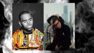 Where Are U Now/Anyway - Chris Brown, Tayla Parx & Skrillex Mashup
