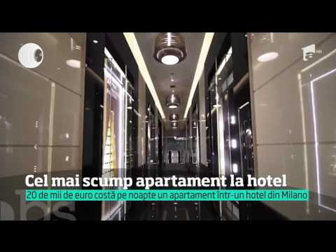 Cea mai scumpă cameră de hotel din lume