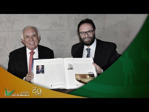 Entrevista com Adelmir Santana | Jornalista Paulo Fayad thumbnail