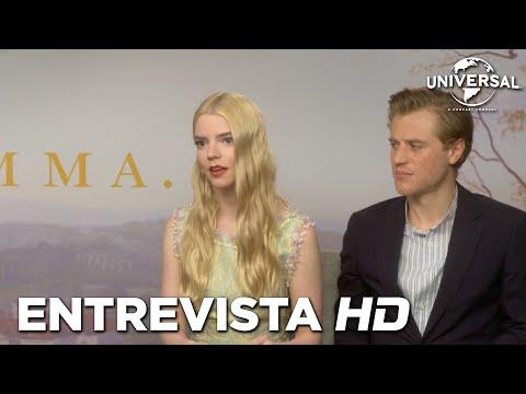 EMMA _ Entrevista a Anya Taylor Joy y Johnny Flynn