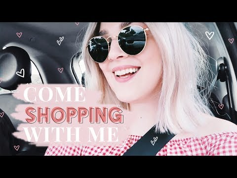 COME SHOPPING WITH ME & TRYING THE ORDINARY SKINCARE I #ICOVETJUNE PART FIVE | I Covet Thee Vlog