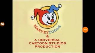 Jeffrey A Montgomery Presentation Carbunkle Harveytoons Claster Television Incorporated Logo