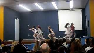 Studio de Dança Bianca Santos - Mostra de Dança ULBRA - 28/05/2014