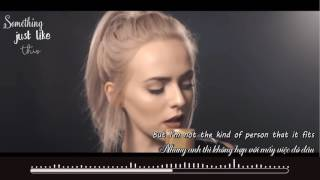 [ Vietsub + Lyrics ] Something Just Like This - Madilyn bailey ft. Alex Goot cover