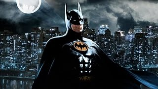 Batman 1989 (music video) Danny Elfman