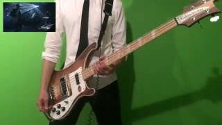 Panic! At The Disco Emperor's New Clothes Bass Cover with tab