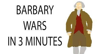 Barbary Wars   3 Minute History