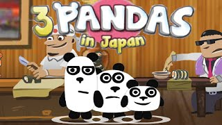 3 Pandas in Japan Walkthrough