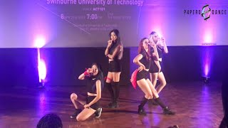 [LIVE] HOT PINK -  EXID | P4pero Dance Cover