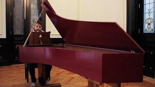 Baroque Suite - Sarabande - Galo Ortiz (Feat. Armín Yaldaei)