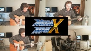 Mega Man X - Variable X/Dialogue with Zero (cover)