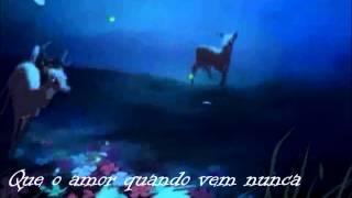 Bambi - I Bring you a Song (EU Portuguese) *Lyrics* HD
