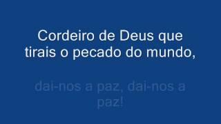CORDEIRO (Pe. Tarcísio Pedro Vieira)