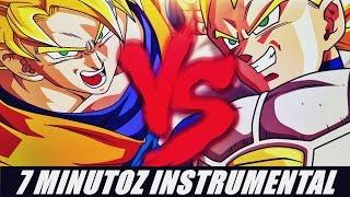Instrumental | Goku VS. Vegeta | Duelo de Titãs (7 Minutoz)