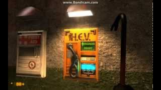 Black Mesa Game Footage - HEV Charging Stations