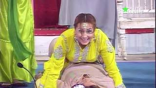 Aashiq 20 20 Nargis and Agha Majid New Pakistani Stage Drama Trailer Full Comedy Funny Play width=