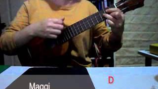Pink Floyd- The Post War Dream- ukulele cover