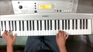 Henrique e Juliano - Contar pra quê_ Easy piano cover