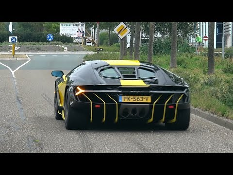 $2.5 Million Lamborghini Centenario LP770-4 On The Road!