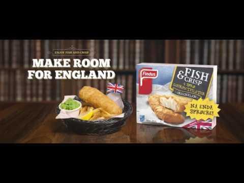 Fish & Crisp - nå enda sprøere