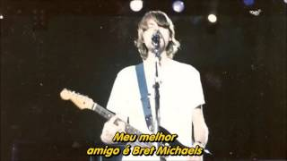 Nirvana - Something In The Way (Legendado)