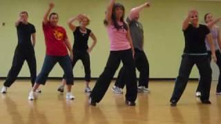 "Kung Fu Fighting - FatBoy Slim - GRDanceFitness - ""Dance Tube"""