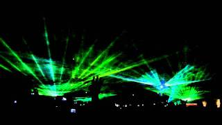 Tiesto @ Cacao Beach - Set Fire To The Rain