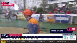 Thomas Beaurain - Grand Prix de Pau -21/01/18