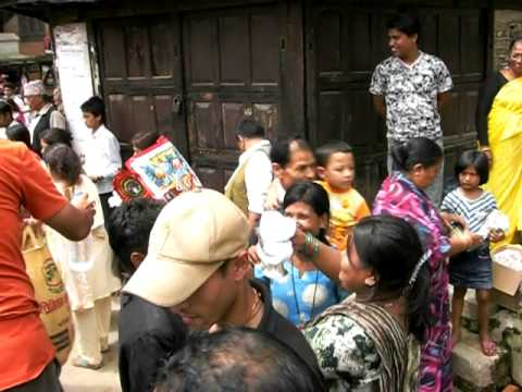 KATHMANDU GAIJATRA@2011,KASTHAMANDAP