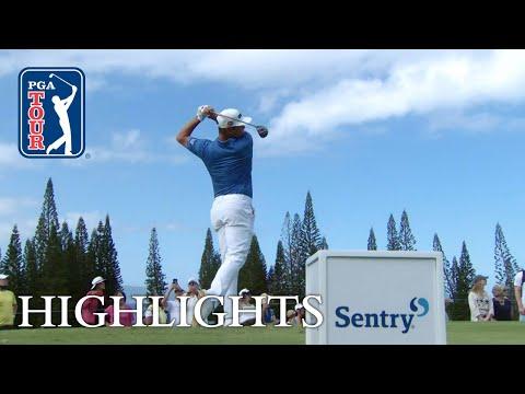 Gary Woodland highlights | Round 4 | Sentry 2019