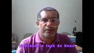 BUSCANDO A FACE DE DEUS 2 CRÔNICAS 7/14.