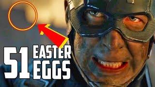 Avengers: Endgame Trailer: Every Easter Egg and Timeline Revealed