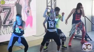 Paradinha - Anitta | Zin Nicky Júnior | Zprivilege | Zumba® Fitness