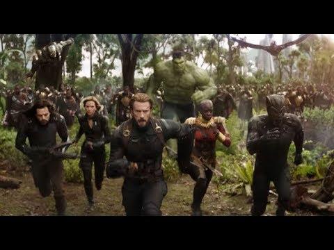 Vengadores: Infinity War - Trailer español (HD)