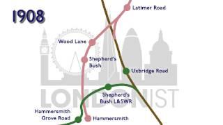 Hammersmith Railways Timeline