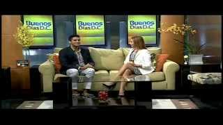 Steven Cruz on Buenos Dias D.C.